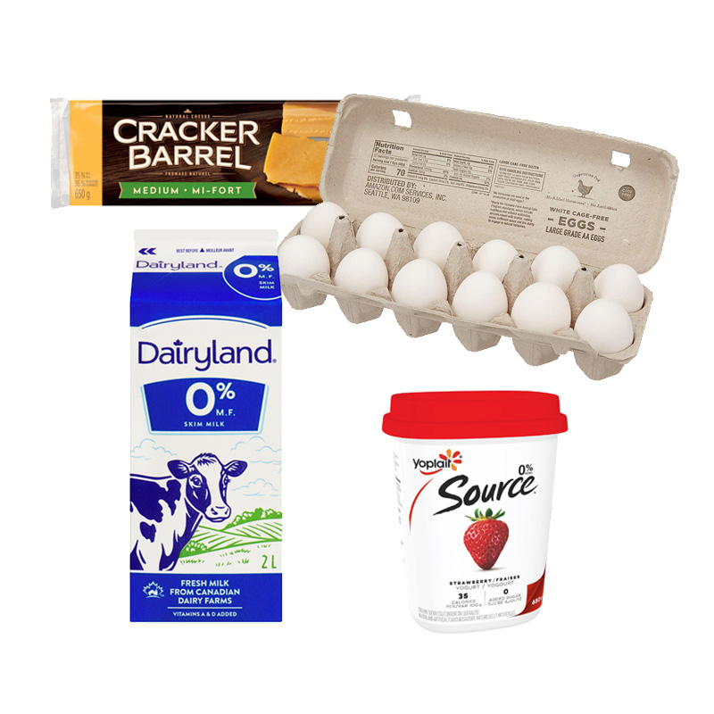 Small Dairy Hamper