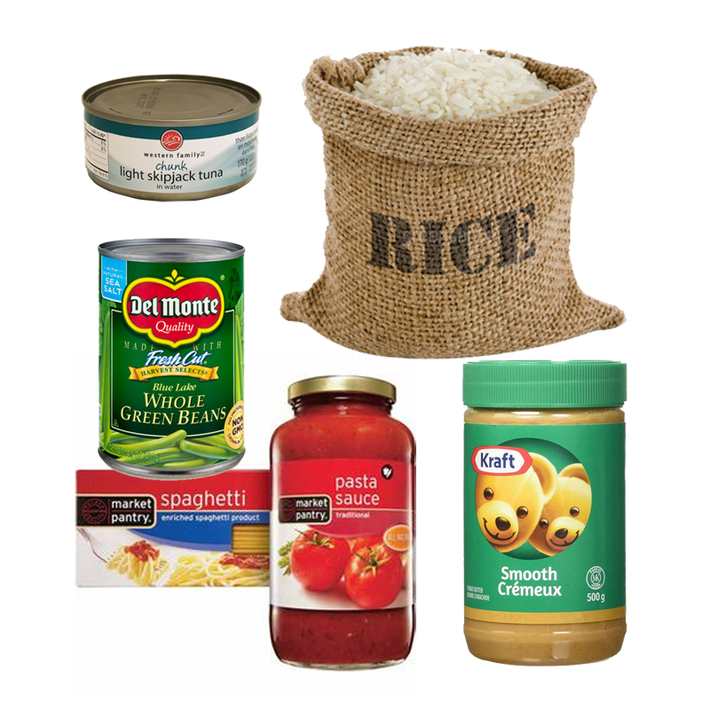 Small Pantry Hamper