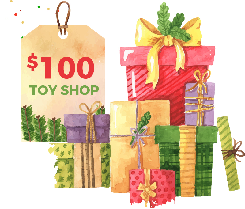 Share Toy Shop - 100
