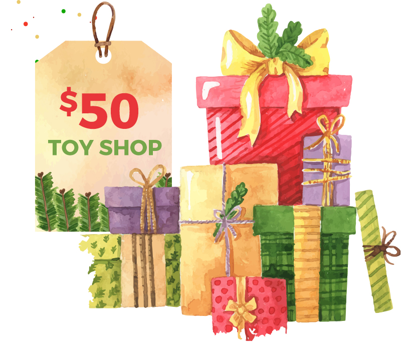 Share Toy Shop - 50