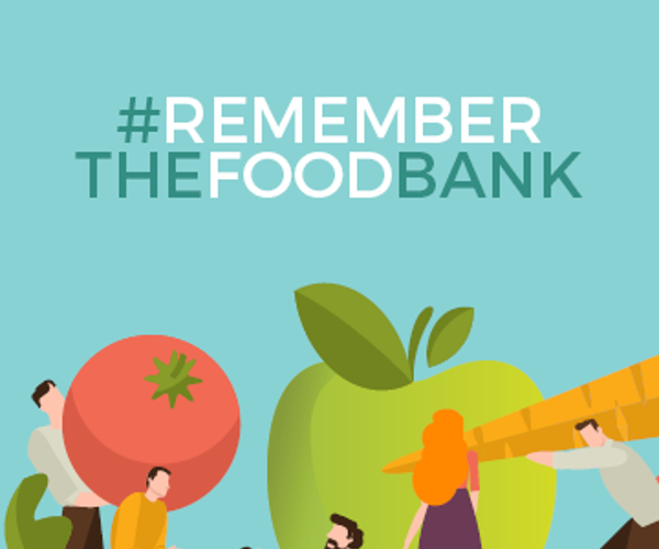 Thank you for Remembering the Food Bank this Summer!