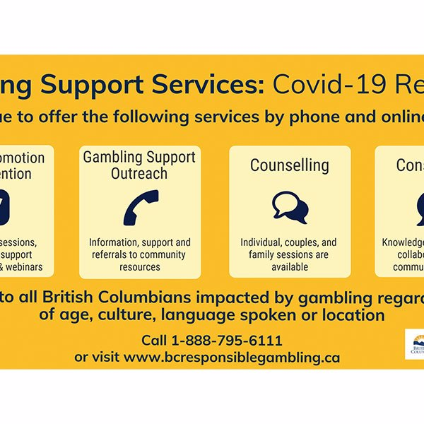 SHARE Provides Problem Gambling Support